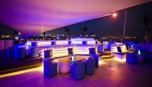 Cielo Sky Lounge featured in Lux Review magazine.