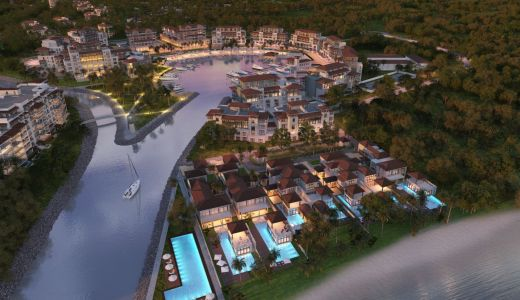 UMAYA to design lighting for major urban development in Panama.