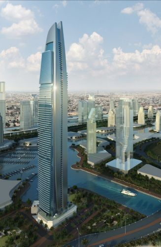 Damac Heights Tower