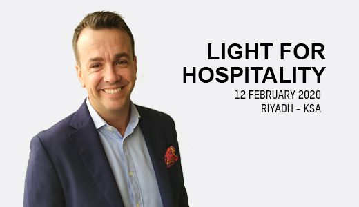 Light for Hospitality
