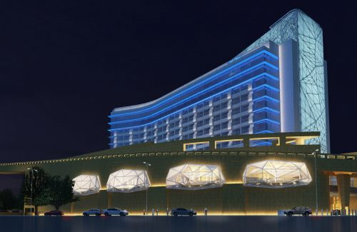Hilton Riyadh King Saud University Hotel & Residences