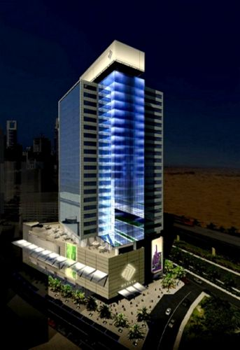 Torre Downtown Jebel Ali