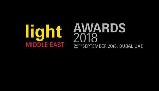 UMAYA shortlisted for 6 awards at Light Middle East Awards 2018 !