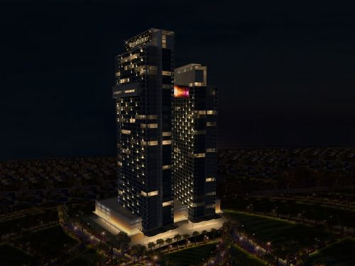 Cayan Cantara Tower
