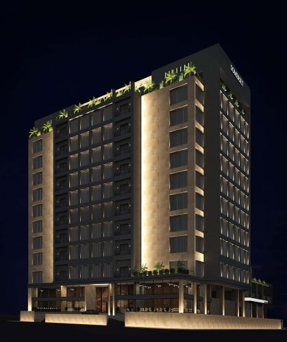 Somerset Serviced Residences