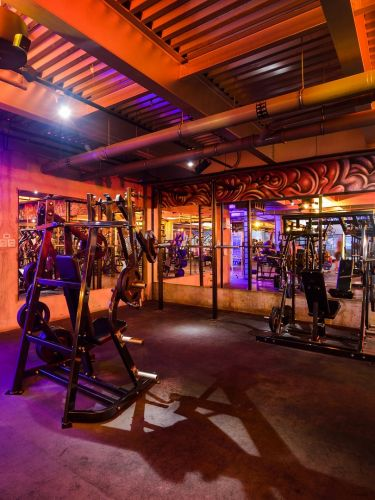 Gimnasio The Warehouse