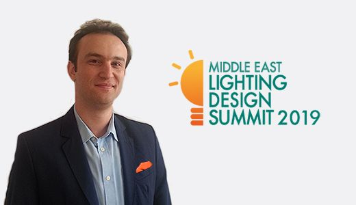 Wajih Smadi to speak at Middle East Lighting Design Summit 2019.