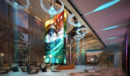 Damac Tower by Paramount Hotels & Resorts
